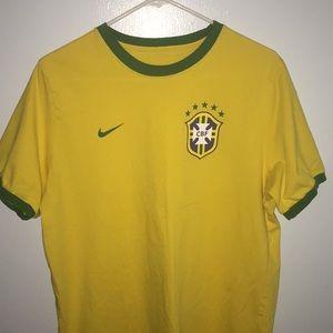 Nike Brazil shirt